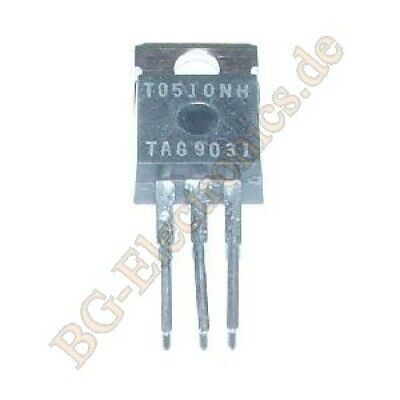 1 x T0510NH Triac TAG Semic TO-220 1pcs