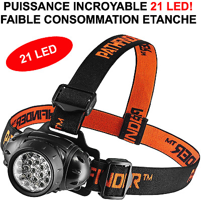 Jeep Land Range Hummer Defender Discovery! Lampe Frontale 21 Led Hyper Puissante