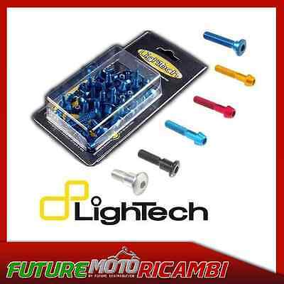 Lightech Kit Viti Carena In Ergal Ducati 1199 Panigale 2012 Fairing Screws