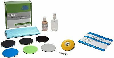 GLASS POLISH 23005 DIY Automotive Glass Scratch Removal Kit