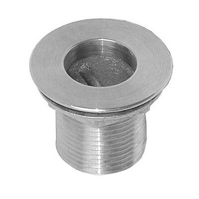 "SINK DRAIN 1-1/2"" NPS 3"" Flange Nickel Plated Brass for CHG E16-4051-LW 561217"