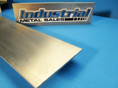 "1/8"" x 4"" 6061 T6511 Aluminum Flat Bar x 60""-Long-->.125"" x 4"" 6061 MILL STOCK"