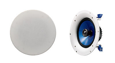 "Yamaha NS-IC800 8"" In-Ceiling Speakers x 2 - RRP $549.00"