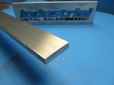 "1/2"" x 1-1/2"" 6061 T6511 Aluminum Flat Bar x 12""-Long-->.500"" x 1.5"" 6061 Flat"