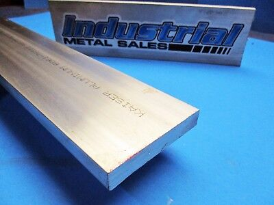 "1/2"" x 3"" 6061 T6511 Aluminum Flat Bar x 12""-Long-->.500"" x 3"" 6061 MILL STOCK"