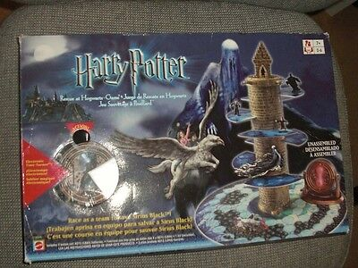 Harry Potter - Board Game-Rescue at Hogwarts 2003