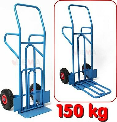 Diable - Chariot manutention charge maxi 150 kg - D20021