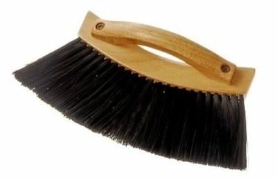 """Pool Or Snooker Table - 9"""" Half Moon Under Cushion/rail - Handle Cleaning Brush"""