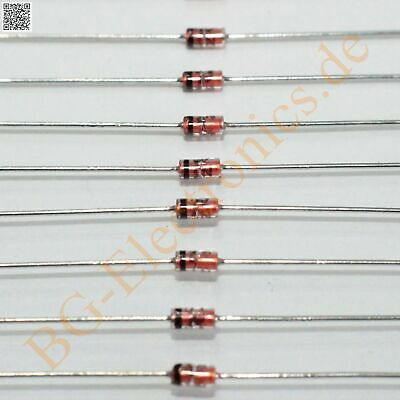 50 x 1N914 Fast Switching Diodes 1N914TR NS DO-35 50pcs