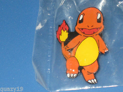 Cartoon / Anime Pin # 18 - Pokemon - Charmander