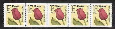 "1991 #2518 PNC5 ""F"" Rate Flower"