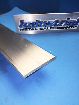 "1/4"" x 4"" x 48""-Long 6061 T6511 Aluminum Flat Bar-->.250"" x 4"" 6061 MILL STOCK"