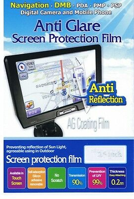 "PureScreen: (2x)AntiGlare Screen Protector Film 5""_104x76mm"