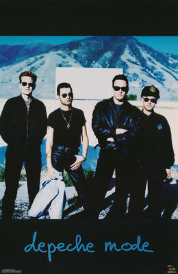 Poster : Music : Depeche Mode - Mountain - 1991 - Free Shipping ! #3332 Lw23 J