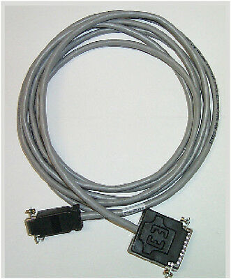 NEW Serial cable for Roland, Pcut Creation vinyl cutter plotter - 10 feet long