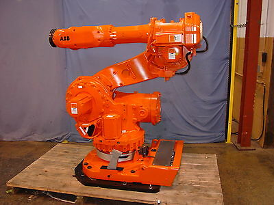 ABB IRB6600 ROBOT with S4C+ controller