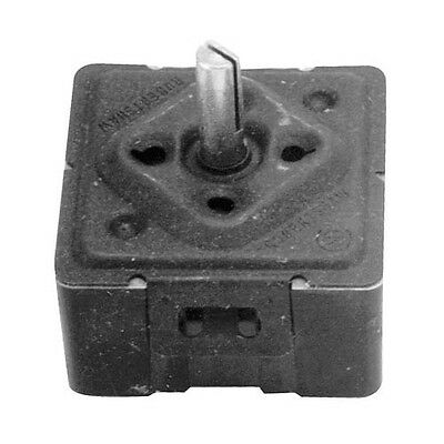 INFINITE SWITCH 120VOLT/15AMP B CAM for Wells Waffle Warmer SS206 SS276 421323