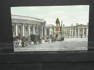 Dublin - Bank of Ireland and Old House of Parliament