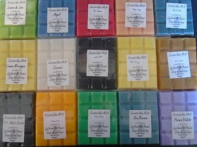 Handmade Scented wax melts melt bars