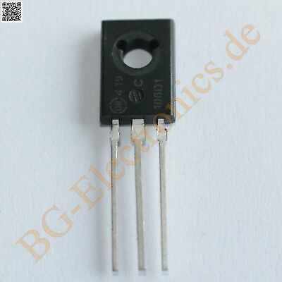 1 x C106D1 Sensitive Gate Silicon Controlled Rectifiers ON-Semi TO-225AA 1pcs