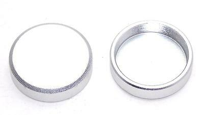 One M39 Silver Rear Lens Cap NEW for Leica Screw Mount Lens