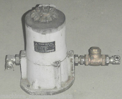 Mitsubishi Coolant Pump NP-250J _ NP250J _ 3 Phase Induction Motor _ D16