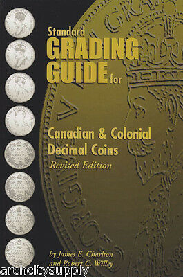 Unitrade : Grading Guide For Canada Coins  Revised Ed - New Unused   #ua-Chccgg