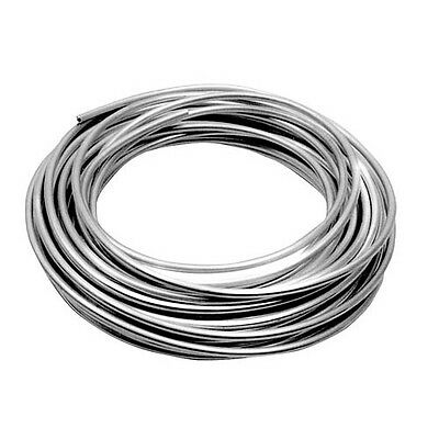 "ALUMINUM TUBING 50 FT ROLL 7/16"" DIA OD for Natural or LP GAS 261422"
