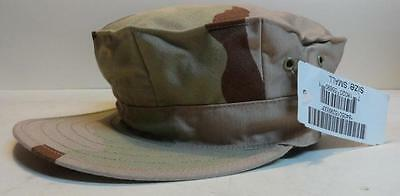 Cap Utility Desert Camouflage Type II NWT Small $12.98 Free Shipping