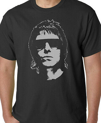 Liam Gallagher Mens Music T Shirt Oasis New Top Gift W30