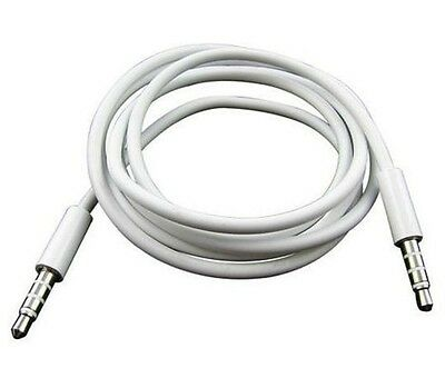KAW - iPhone 3.5 mm Stereo Audio Kabel AUX-IN Line In Samsung S5 S6 S7 Huawei