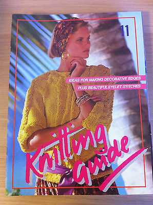 Marshall-Knitting Guide-Special Techniques-Vintage-Magazine-Stitch-How TO-11