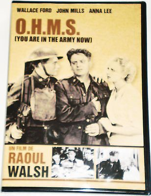 O.h.m.s  Raoul Walsh   Dvd  Vost Neuf Sous Blister