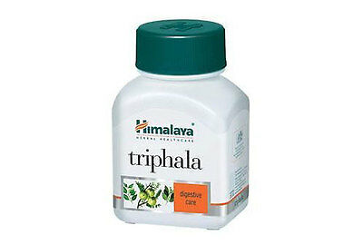 Himalaya Herbal Triphala / Indian Gooseberry * Constipation In-digestion Capsule