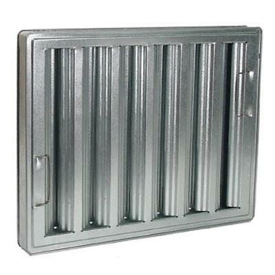 "GREASE FILTER Baffle 20"" X 25"" Exhaust Hood CHG galvanized NEW 31105"