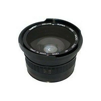 .42x HD Super Wide Angle Panoramic Macro Fisheye Lens For The Canon Lense (58mm)