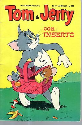 TOM & JERRY N° 67  anno 1974