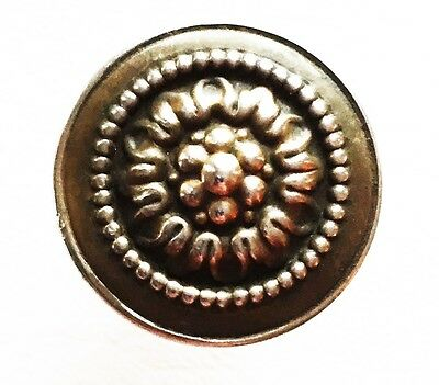 Vintage drawer pull Antique Hardware Drawer Knob Furniture Parts Circa 1875