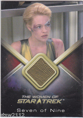 Star Trek Women Of Wcc22 Seven Of Nine 7Of9 Voyager Tsunkatse Costume *Limited*