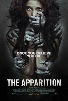 THE APPARITION MOVIE POSTER 2 Sided ORIGINAL 27x40