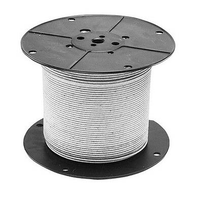 WIRE 250 FT ROLL #14 Gauge WHITE Stranded SRGN Max Temp 482F 600V 381347