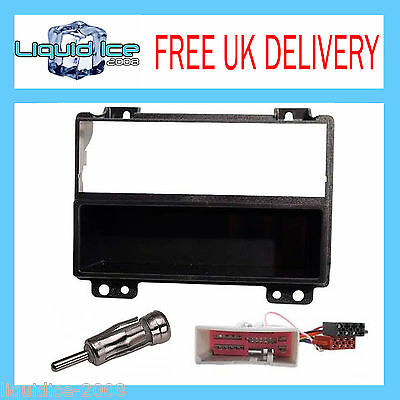 Fp-07-05 Ford Fiesta 2002 - 2008 Fascia Facia Stereo Fitting Adaptor Package Kit