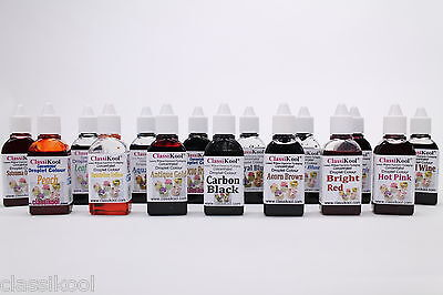 25ml Classikool Edible Liquid Sugartint Food Droplet Cake & Icing Colouring