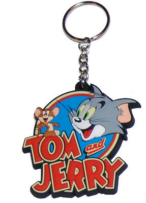 Tom et Jerry porte clefs Officiel Hanna Barbera Tom & jerry official keychain