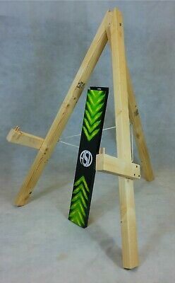 New Robust Armex Archery Target Stand Use With 60Cm And 90Cm Straw & Foam Target