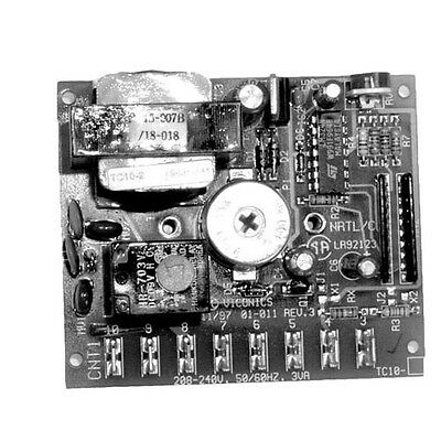 SOLID STATE TEMP CONTROL BOARD for Cleveland Skillet SGL-R SGM-R Garland 461250