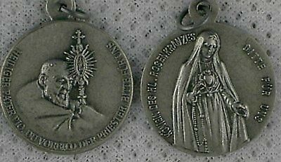 Heiliger Pater Pio - Medaille