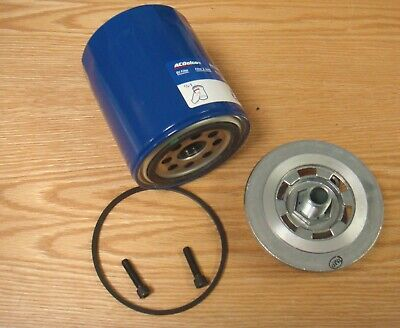 1956 1957 58-67 CHEVY OIL FILTER CONVERSION KIT  V-8   to a Spin on Filter