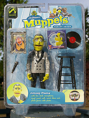 Jim Henson's The Muppet Show Johnny Fiama Steppin' Out Palisade New in Box!