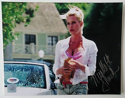 Nicollette Sheridan Signed Desperate Housewives 8x10 Photo (PSA/DNA) #S34371